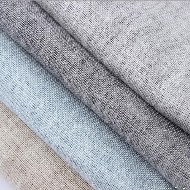 Vải cotton gai